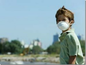 danger de la pollution de l'air sur la santé