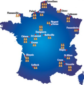 carte_centrale_nucleaire_france